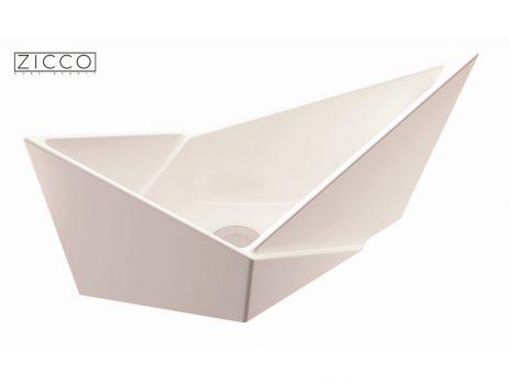 ZICCO Design-Waschbecken VELTA