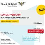 Sonderverkauf Hochwertiger Wandfliesen
